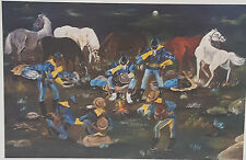 Annie Lee Print At Ease Buffalo Soldier Battle/Liquidation Sale!