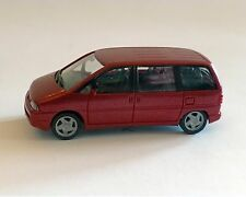 Peugeot 806 rouge, HERPA, 1:87