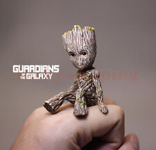 "Guardians of The Galaxy Vol. 2 Baby Sitting Groot  2""  Figure Toy Gift"