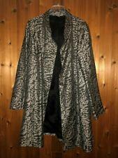 Womens Austin Reed size 18 jacket black/grey