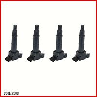 4x Ignition Coil for Camry Hiace Rav4 Tarago Hilux Tarago 4cyl