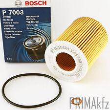 BOSCH 1457437003 Ölfilter filtereinsatz BMW 3er E36 E46 5er E39 E38 X3 Z3 Z4 E85