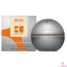 HUGO BOSS Boss In Motion 90ml Eau de Toilette *** NEU OVP EDT ***