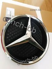 MERCEDES-BENZ A,C,B,GLA,GLK,CLA,CLS,ML,E FRONT GRILLE CHROME STAR BADGE and BASE