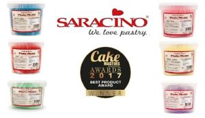 Saracino 1kg Modelling Pasta Italian Paste ALL COLOURS inc White CHEAPEST!!!!