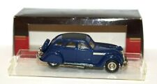 Rextoys 21 1:43 O Scale 1935 Chrysler Airflow Sedan Dark Blue Boxed Portugal