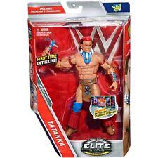 Wwe Elite 47 Series Tatanka leyendas WWF NXT Wrestling Mattel Figura Accesorios