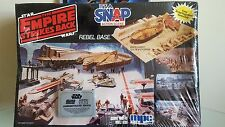 "Star Wars The Rebel Base Model NEW 12x18"" Falcon Snowspeeder Y Wing X wing etc"