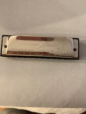 Hohner Special 20 Harmonica Key Of A Made In Germany 10 Holes