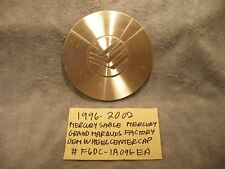 1996-2002 MERCURY SABLE GRAND MARQUIS WHEEL CAP # F6DC-1A096-EA FREE SHIPPING