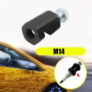 Matte Engine Spark Plug Gap Tool Gapper Universal For All 14mm Spark Plugs Parts