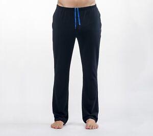 QNQ Men's Sleepwear Lounge or Yoga Pant (slightly Slim) FINE COTTON, SUPER SOFT