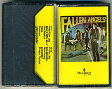 FALLEN ANGELS 'Fallen Angels' Vibrators' Knox + Hanoi Rocks '84 cassette sealed