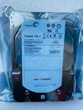 "Seagate Cheetah ST3600057FC 600GB 15K.7 3.5"" 9FN004-087 FW: XRE1 unidad de disco duro HDD de"