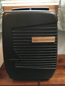 EUC Vintage Sears Dual Speed - 8 mm Super 8 Movie Projector Model 584-92000