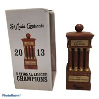 St Louis Cardinals 2013 National League Champions Replica Trophy SGA 5/16/14