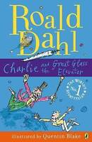 Charlie and the Great Glass Elevator (Puffin Modern Classics), Dahl, Roald, Very