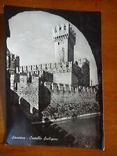 Ansichtskarte 1950er Jahre ? Postkarte Karte Bild Sirmione - Castello Scaligero