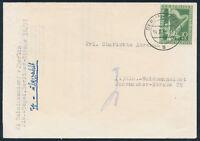 BERLIN, MiNr. 72, Einzelfrankatur auf Ortsbrief, Mi. 150,-