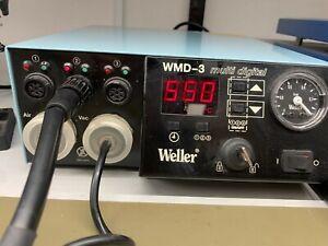 Weller WMD-1 desoldering station
