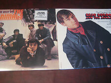 ERIC BURTON & THE ANIMALS BEST OF & GREATEST HITS DOUBLE LIMITED EDITION LP SET