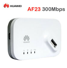 HUAWEI AF23 4G LTE/3G USB Sharing Dock Router Ethernet WiFi NEW UNLOCKED