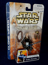 Star Wars: Clone Wars ANAKIN SKYWALKER Republic Army Action Figure Hasbro 2003