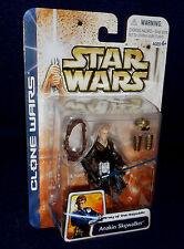 Star Wars: Clone Wars ANAKIN SKYWALKER Republic Army Action Figure Hasbro 2003
