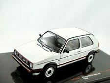 VW Golf II GTI  1987-1992  weiss   /    IXO 1:43