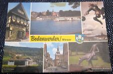 Germany Bodenweder Weser Multi-view - posted