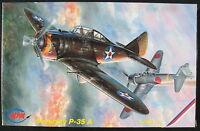 MPM 72070 - Seversky P-35 A - 1:72 - Flugzeug Modellbausatz - Model Kit