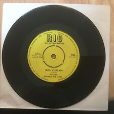 PATRICK EDWARDS ALL STARS, RIO 46, IRON CURTAIN/EASY TO REMEMBER.....RARE SKA