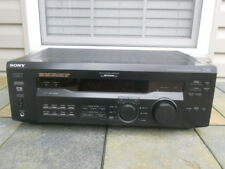 Sony STR-DE545 100-Watt AV 100-Watt Receiver, One Owner