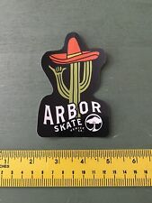 arbor skateboard sticker