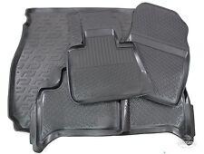 3D TPE Gummimatten + Kofferraumwanne SET für Bmw X5 E53 1999-06