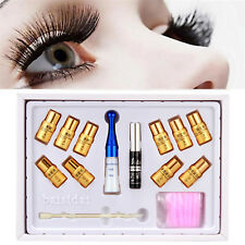 Eyelash Lashes Curling Perming Curler Extra Longer Glue Perm Box Kit Set B-26