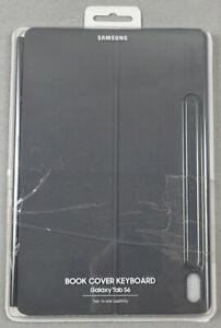 Samsung Galaxy Tab S6 Book Cover Keyboard | EF-DT860UJEGUJ