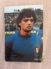 ALTOBELLI ALESSANDRO CARTOLINA CAMPIONE MONDO 1982 CALCIO INTER JUVENTUS BRESCIA