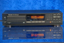 ►TASCAM CD 401 MKII◄LETTORE CD PLAYER LASER SONY  KSS 151A MAGNETICO VINTAGE TOP