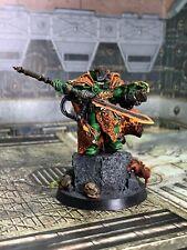 Warhammer 40k Salamanders Captain Vulkan He'stan Conversion Painted