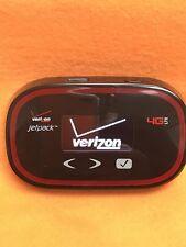VERIZON, NOVATEL 5510L JETPACK 4G LTE MiFi HOTSPOT MODEM MOBILE