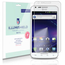 iLLumiShield Matte Screen Protector 3x for Samsung Galaxy S II Skyrocket (I727)