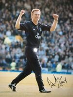 Signed David Moyes Everton Autograph Photo West Ham Preston Man Utd