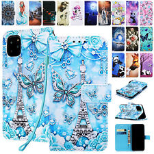 For Samsung Galaxy S20 S10 NOTE 10 LITE Magnetic Flip Leather Wallet Case Cover