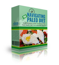 Navigating The Paleo Diet pdf ebook with master resell rights