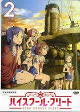 HIGH SCHOOL FLEET 2-JAPAN DVD+CD Ltd/Ed O75 zd