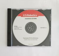 US Robotics Faxmodem PCI Driver CD (NAM WM 1.2)