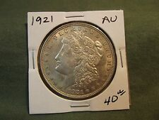 1921 AU Morgan silver dollar, see store for more good coin deals