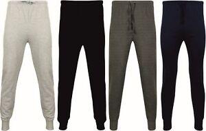 Mens Ladies Boys Girls Jogging Jog Lounge Bottoms Pants Tracksuit Fit Size Slim