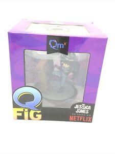 LootCrate Exclusive Q-Fig 14cm Jessica Jones Figure NEW